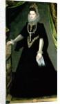 Infanta Isabella Clara Eugenia by Sofonisba Anguissola