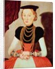 Portrait of a woman by Lucas the Younger Cranach
