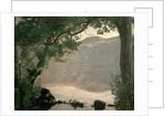 Lake Nemi by Jean Baptiste Camille Corot