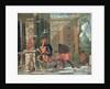 Allegory of America by Ferdinand van Kessel