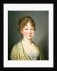 Archduchess Leopoldina of Austria by Josef Kreutzinger