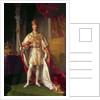 Emperor Franz II of Austria by Leopold Kupelwieser