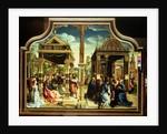St. Thomas and St. Matthew Altarpiece by Bernard van Orley