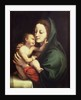 Madonna and child by Bernardino Luini