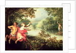 Hercules, Deianeira and the centaur Nessus by David Vinckboons