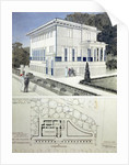 Villa Wagner, Vienna by Otto Wagner