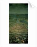 The Battle of Senta by Austrian School