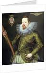 Vicenzo Gonzaga, Duke of Mantua by Frans II Pourbus