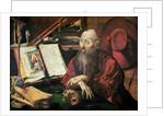 St. Jerome by Marinus van Reymerswaele