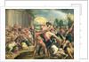 Hercules, Deianeira and the centaur Eurytion by Hans Rottenhammer