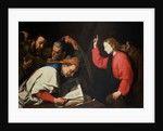 Christ among the Doctors by Jusepe de Ribera
