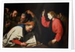 Christ among the Doctors by Jusepe de Ribera