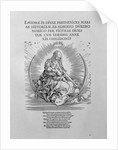 Madonna as nursing mother and divine being, by Albrecht Dürer or Duerer