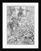 Apocalyptical scene by Albrecht Dürer or Duerer