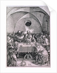 The Last Supper by Albrecht Dürer or Duerer