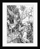 Joachim and the Angel by Albrecht Dürer or Duerer