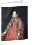 Duchess Eleonora of Mantua 2nd wife of Ferdinand II by Austrian School