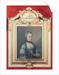 Maria Isabella of Parma, first wife of Joseph II Holy Roman Emperor by Jean-Etienne Liotard
