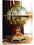 Celestial globe by Vincenzo Maria Coronelli