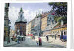 The Church of the Chimneysweeps, Wiedner Hauptstrasse, Vienna by Richard Pokorny