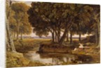 The Close of the Day, 1829 by George the Younger Barret