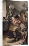 But Men Must Work and Women Must Weep by Walter Langley