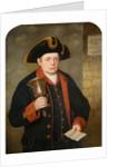 Portrait of Jacob Wilson Last Birmingham Town Crier, 1868-69 by William Thomas Roden