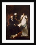 The Angry Father or The Discovery of the Clandestine Correspondence, 1802 by John Opie