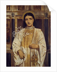 A Saint of the Eastern Church, 1867-68 by Simeon Solomon