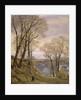 February in the Isle of Wight, 1866 by John Brett