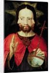 Trinitarian Christ by Flemish School