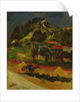 Landscape in Ceret, 1932 by Chaim Soutine