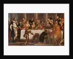 The Wedding Feast at Cana by Veronese