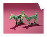 Horses by Shang Dynasty Chinese School