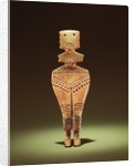 Fertility figure, c.3000 BC by Chalcolithic