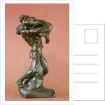 I Am Beautiful by Auguste Rodin