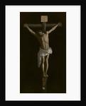 The Crucifixion, 1627 by Francisco de Zurbaran