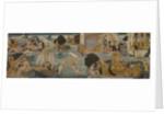 The Adventures of Ulysses, 1435-45 by Apollonio di Giovanni di Tommaso