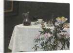 Still Life: Corner of a Table, 1873 by Ignace Henri Jean Fantin-Latour