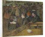 Moulin de la Galette, 1889 by Henri de Toulouse-Lautrec