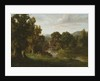 The Old Mill, 1849 by George Snr. Inness