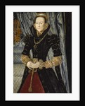 Portrait of a Lady of the Wentworth Family, 1563 by Hans Eworth or Ewoutsz