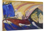 Painting with Troika, January 18, 1911 by Wassily Kandinsky