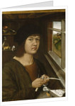 Portrait of a Young Artist, c.1500 by German School