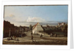 View of Pirna with the Fortress of Sonnenstein, 1755-65 by Bernardo Bellotto