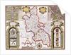 Buckinghamshire by John Speed