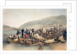 The Embarkation of the Sick at Balaklava by William 'Crimea' Simpson