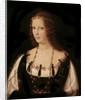 Portrait of a Lady by Bartolomeo Veneto