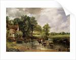 The Hay Wain by John Constable