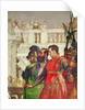 Family of Darius before Alexander the Great by Veronese